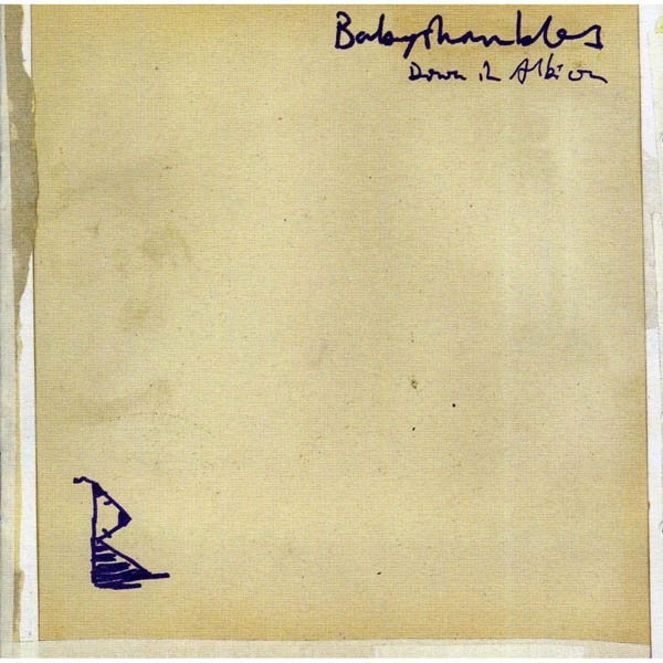 Babyshambles, 'Down In Albion'