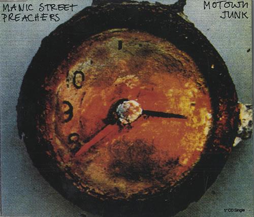 Manic Street Preachers - 'Motown Junk'