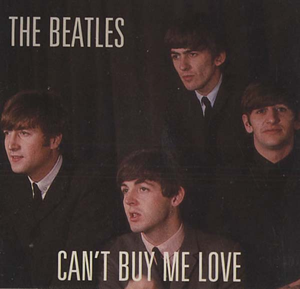 25. The Beatles – 'Can't Buy Me Love'