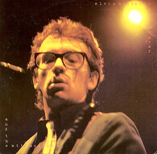 Elvis Costello And The Attractions - 'Oliver's Army'