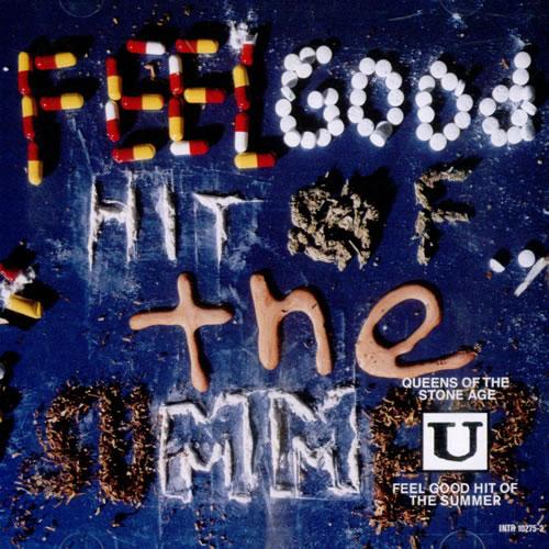 QOTSA - 'Feelgood Hit Of The Summer'