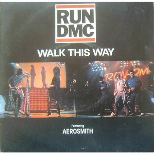 Run DMC And Aerosmith - 'Walk This Way'