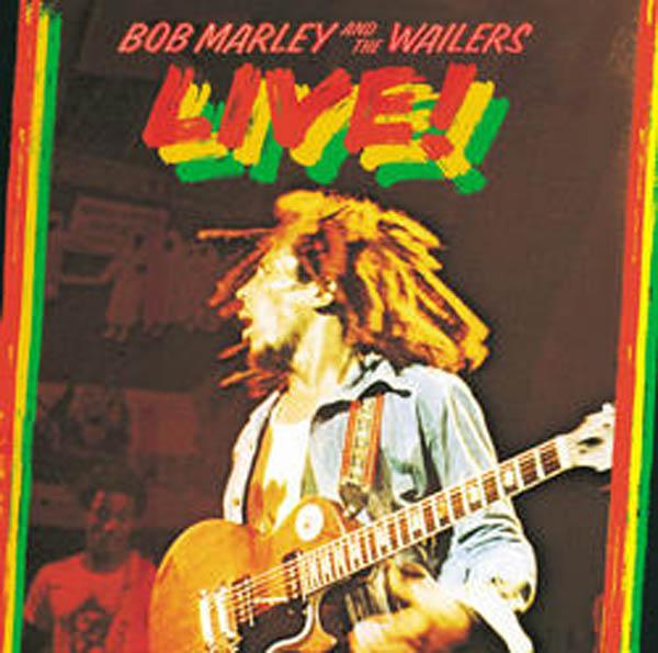 Bob Marley & The Wailers, 'Live!'