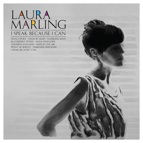 Laura Marling, 'I Speak Because I Can'