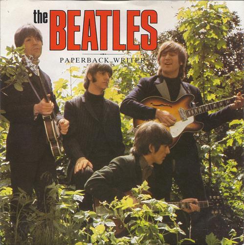 The Beatles - 'Paperback Writer'