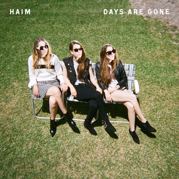 25. Haim - 'Days Are Gone'
