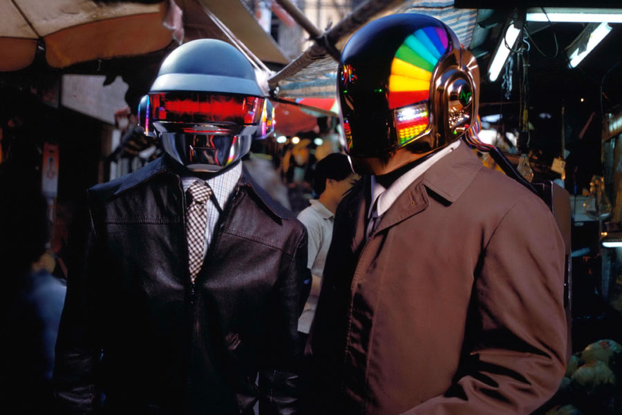 Daft Punk Unmasked - 30 Facts You Didn't Know | NME