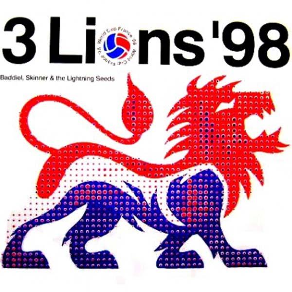 27. Baddiel & Skinner & Lightning Seeds – 'Three Lions'
