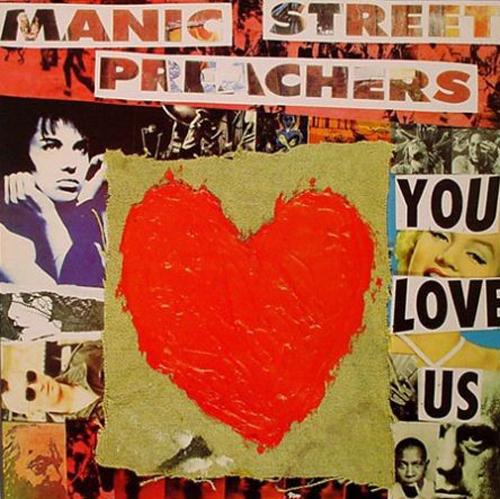 Manic Street Preachers - 'You Love Us'