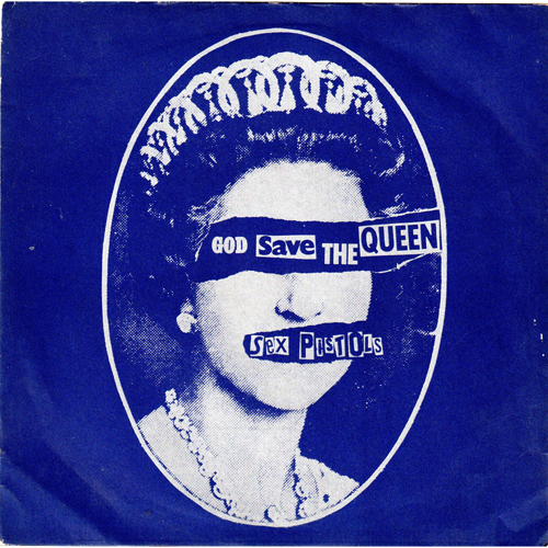 The Sex Pistols - 'God Save the Queen'