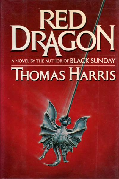 Mark Hoppus, Blink-182: <i>Red Dragon</i> by Thomas Harris.