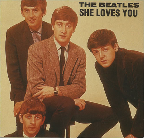 The Beatles - 'She Loves You'