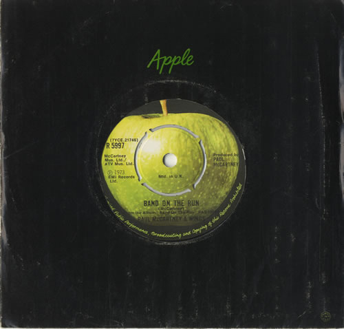 Wings - 'Band On The Run'