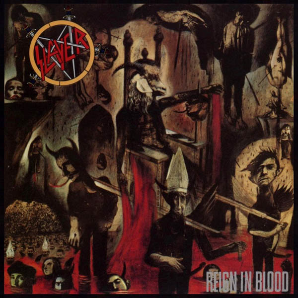Slayer, 'Reign In Blood'