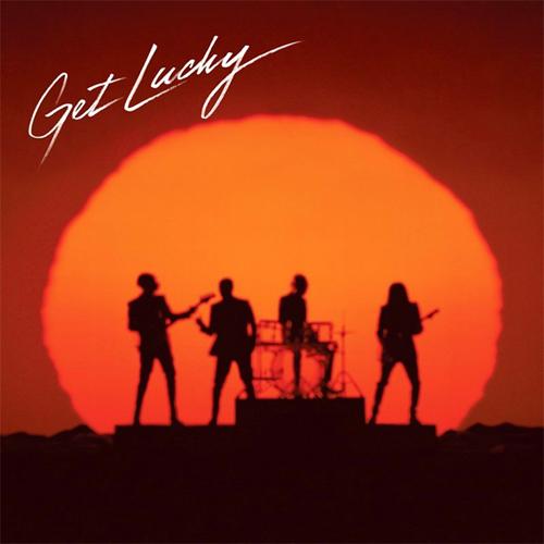 Daft Punk - 'Get Lucky'