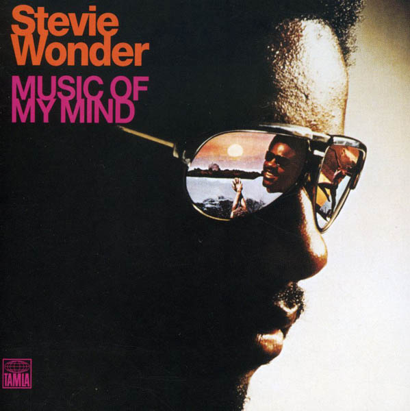 Stevie Wonder, 'Music Of My Mind'