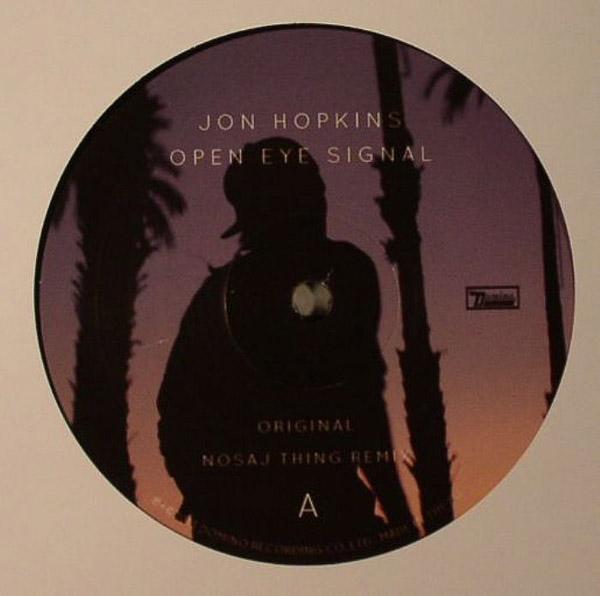 28. Jon Hopkins - 'Open Eye Signal'