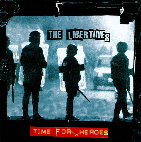 The Libertenes - 'Time For Heroes'