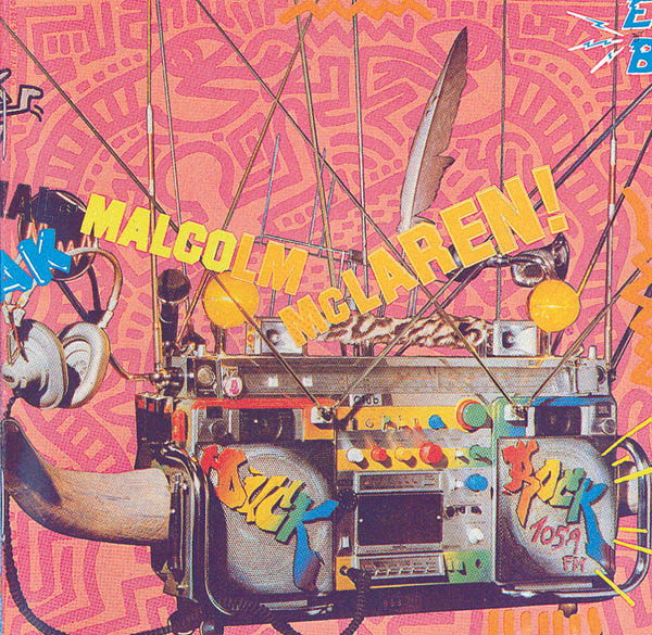 Malcolm McLaren, 'Duck Rock'