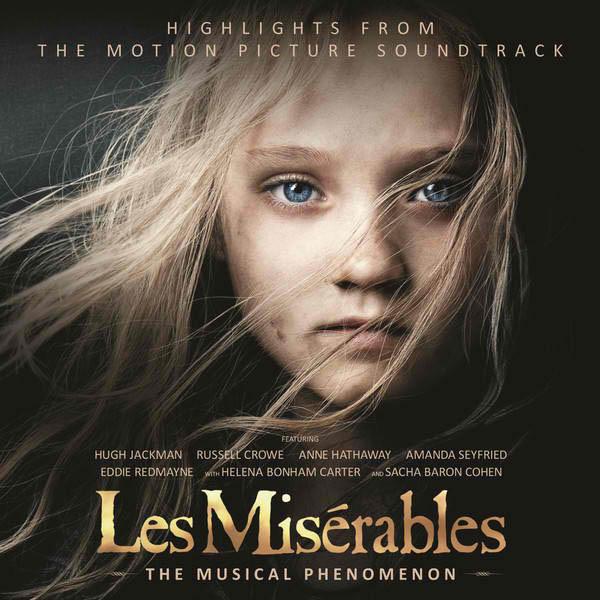 2. Motion Picture Cast Recording, 'Les Miserables'