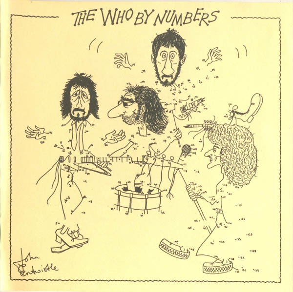 The Who, 'The Who By Numbers'