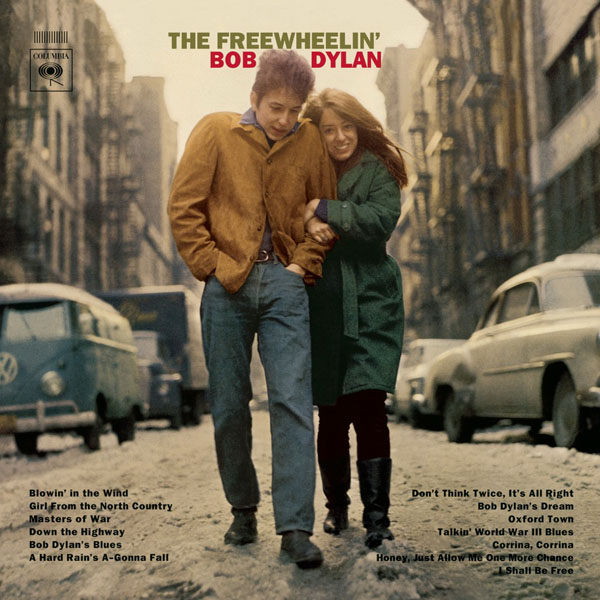 Bob Dylan, 'The Freewheelin' Bob Dylan'