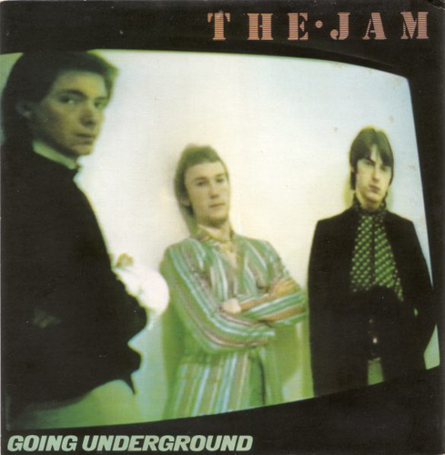 The Jam - 'Going Underground'