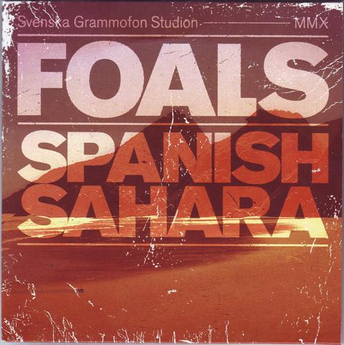 Foals - 'Spanish Sahara'