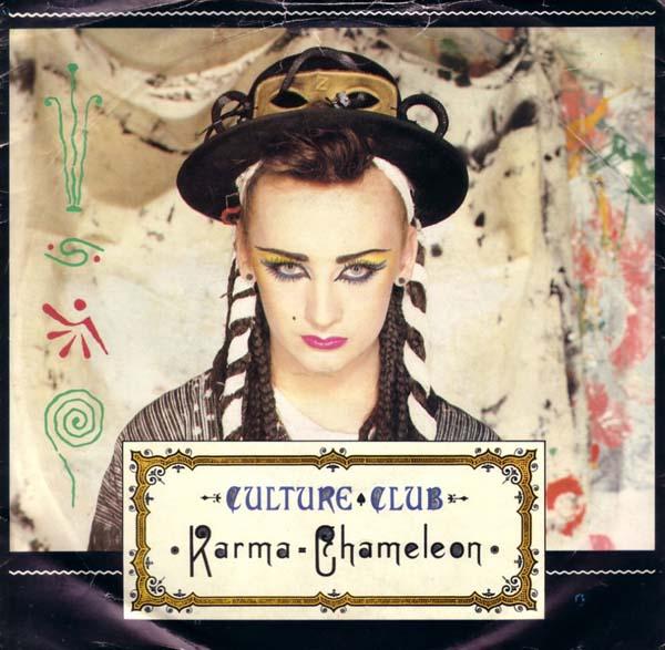 31. Culture Club – 'Karma Chameleon'