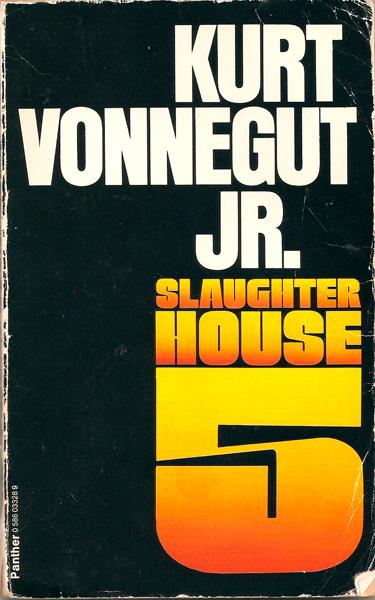 Anand Wilder, Yeasayer: <i>Slaugherhouse Five</i>by Kurt Vonnegut.