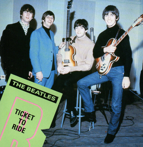 The Beatles - 'Ticket To Ride'