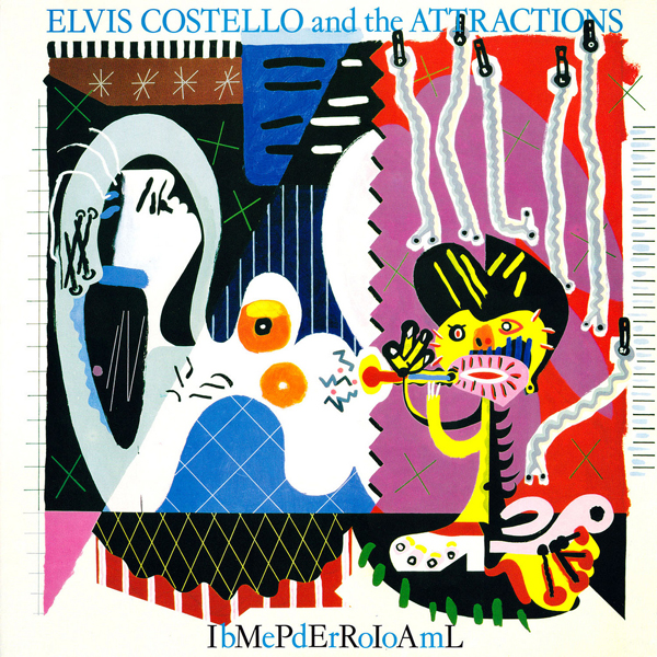 Elvis Costello And The Attractions, 'Imperial Bedroom'