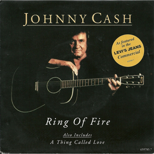 Johnny Cash - 'Ring Of Fire'
