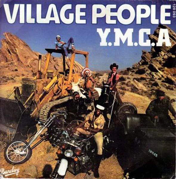 32. Village People – 'YMCA'