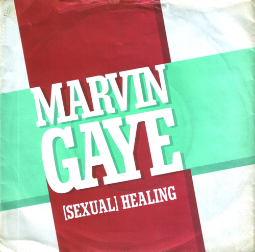 Marvin Gaye - 'Sexual Healing'