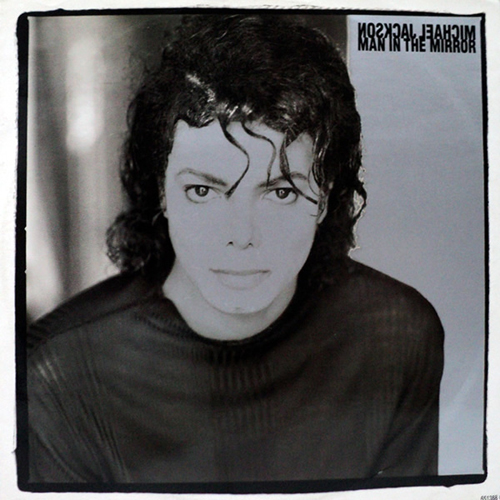 Michael Jackson - 'Man In The Mirror'