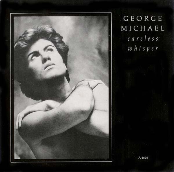 33. George Michael, 'Careless Whisper'