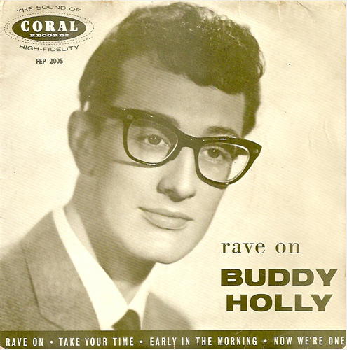 Buddy Holly - 'Rave On!'