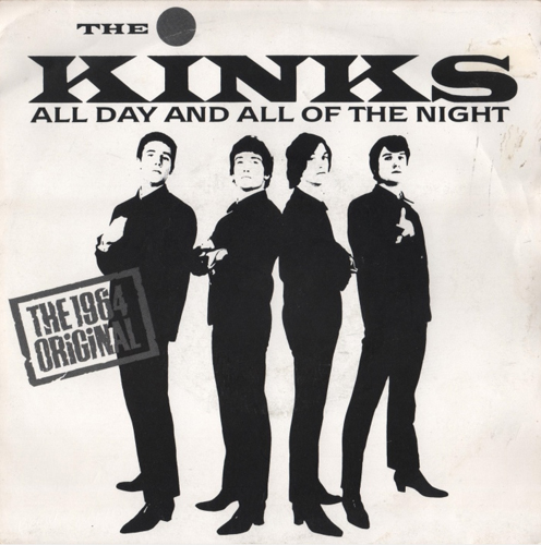 The Kinks - 'All Day And All Of The Night'