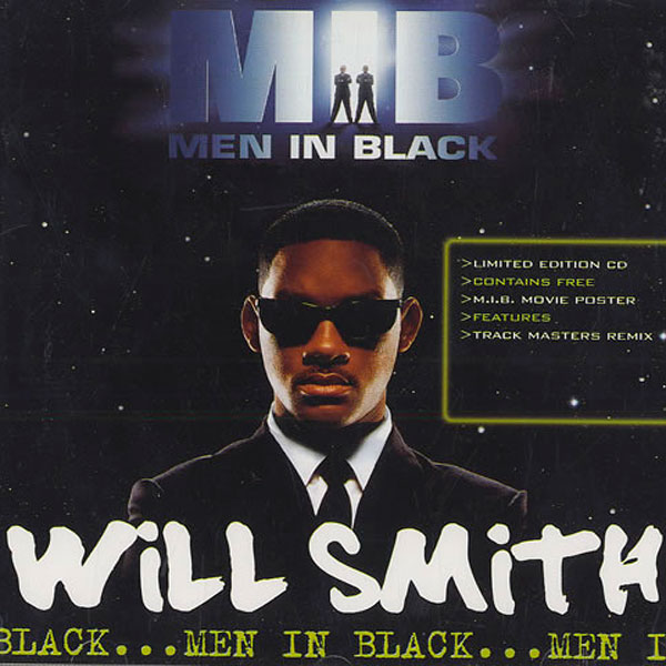 33. Will Smith - 'Men In Black'