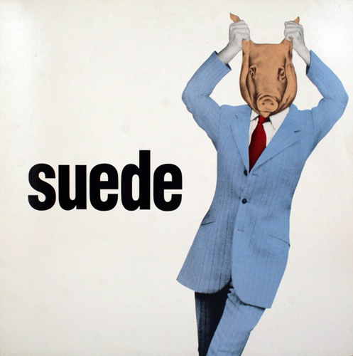 Suede - 'Animal Nitrate'