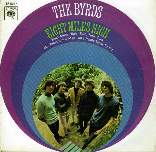 The Byrds - 'Eight Miles High'