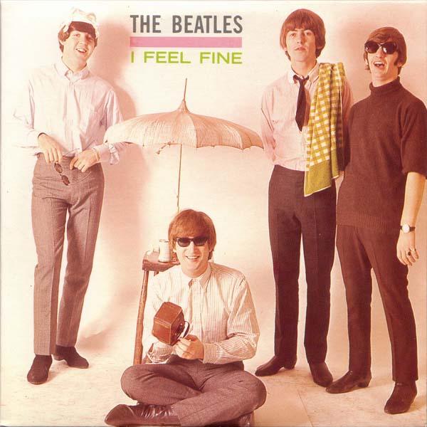 35. The Beatles – 'I Feel Fine'