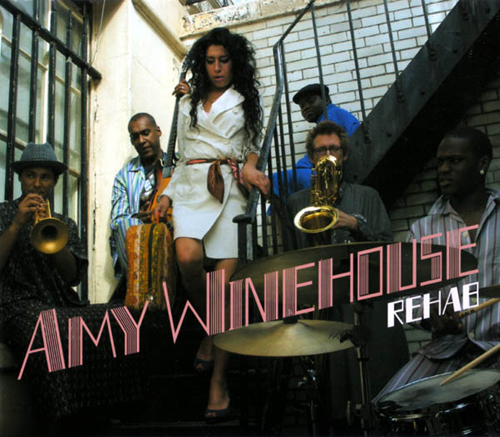 Amy Winehouse - 'Rehab'
