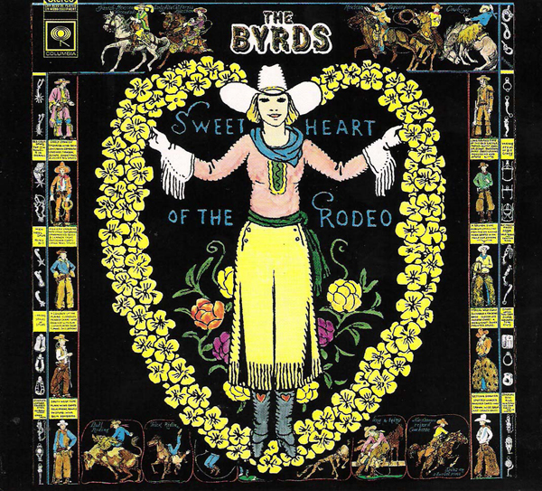 The Byrds, 'Sweetheart of the Rodeo'