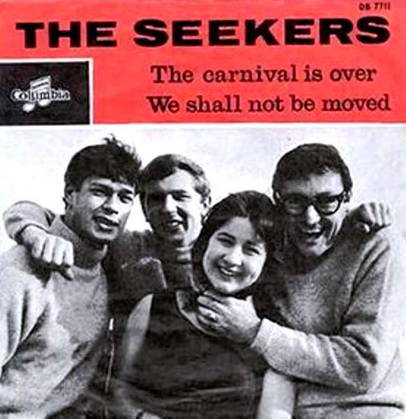 36. The Seekers – 'The Carnival Is Over'