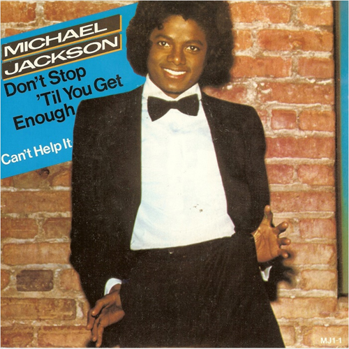 Michael Jackson - 'Don't Stop 'Til You Get Enough'