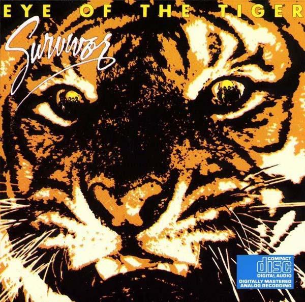 38. Survivor – 'Eye Of The Tiger'