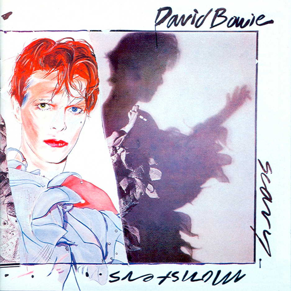 David Bowie, 'Scary Monsters (And Super Creeps)'