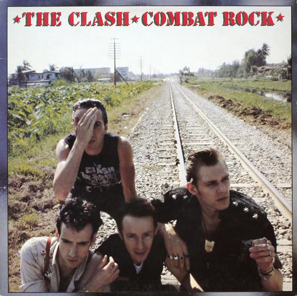 The Clash, 'Combat Rock'